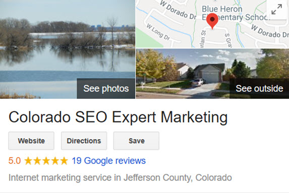 Denver Local SEO Expert Kevin Yeaman